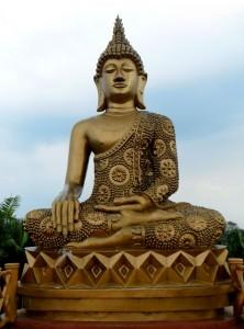 Buggha Statue